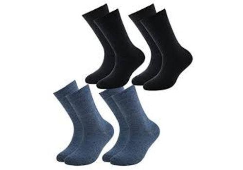 Ewers Boys sock jeans melange