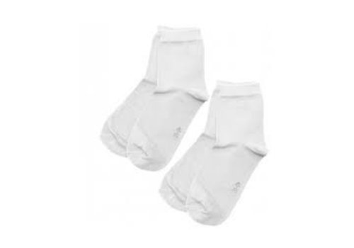 Ewers Sock white girls 2 pair