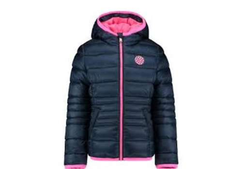 Vingino Vingino girls coat Tanni dark blue