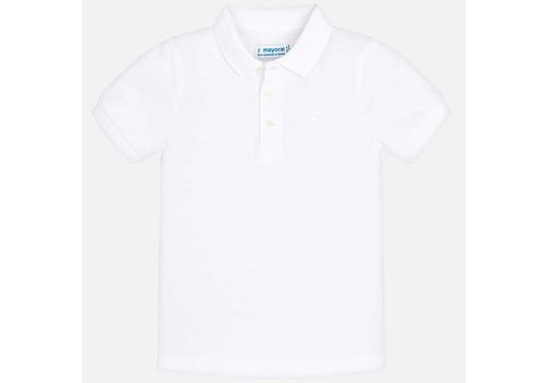 Mayoral Polo White