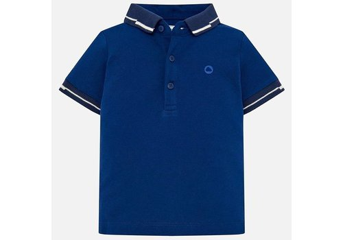 Mayoral Polo Steel Blue