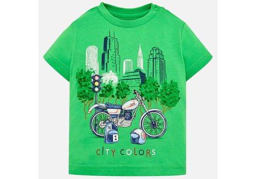 Mayoral T-Shirt grasgroen