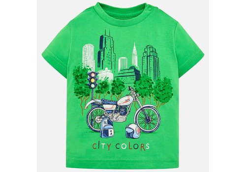 Mayoral T-Shirt grass green