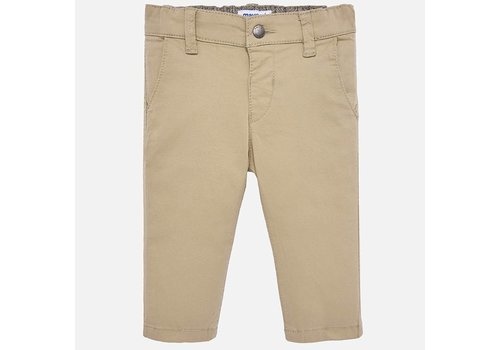 Mayoral Light beige pants