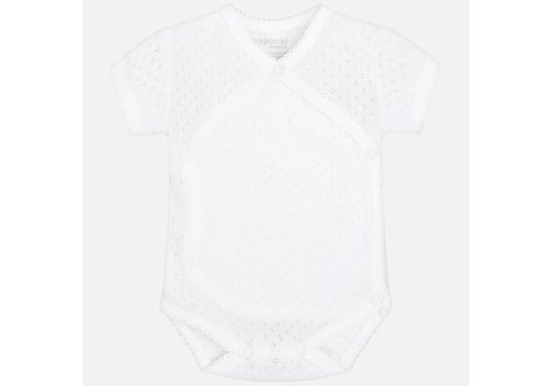 Mayoral Baby romper wit