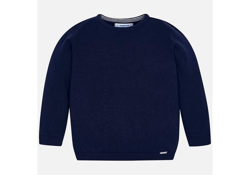 Mayoral Mayoral navy sweater