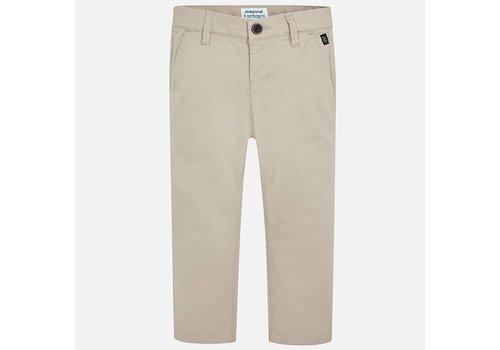 Mayoral Pants sand color