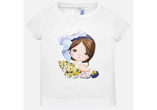Mayoral T-shirt white