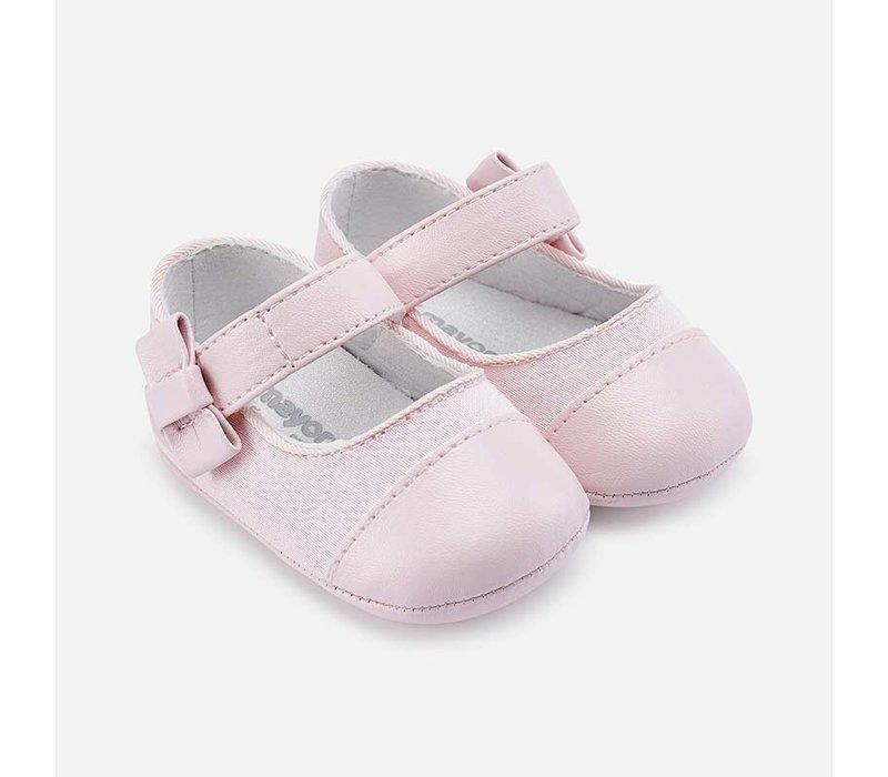 Meisjesschoentjes roze