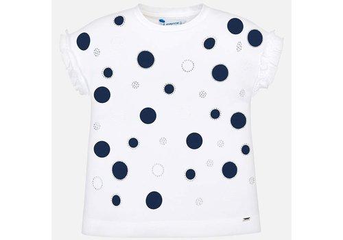 Mayoral Weißes T-Shirt