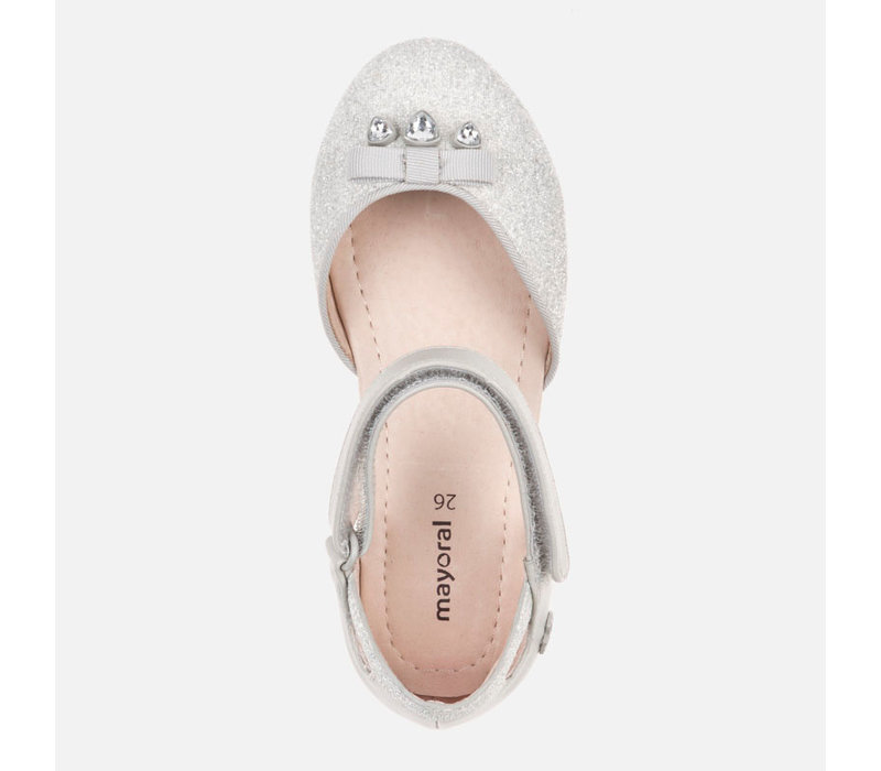 Beautiful girl shoes