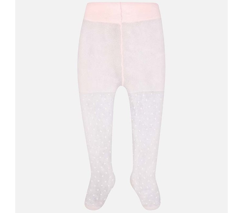 Strumpfhose rosa