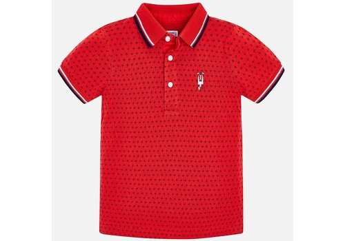 Mayoral Red polo