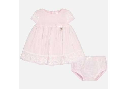 Mayoral Pink party dress