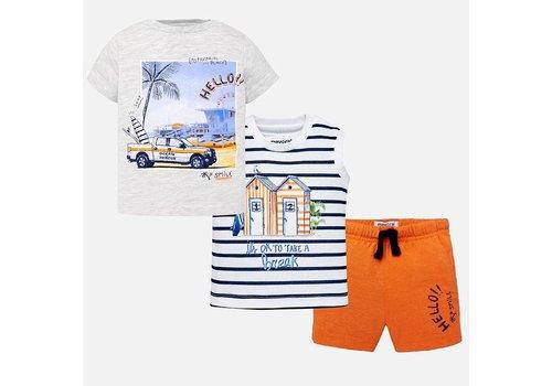 Mayoral Summer set of boy