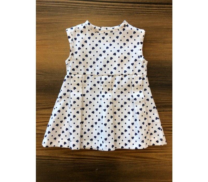 Herz Kleid