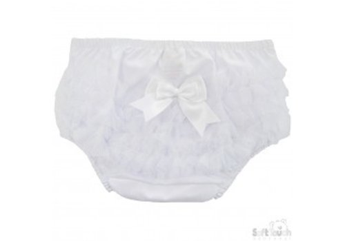 soft touch White diaper pants