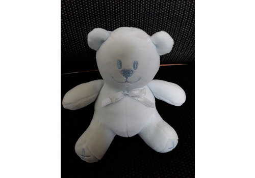 Emile et rose Small teddy bear light blue