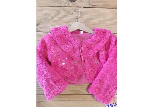 City Baby pink cardigan