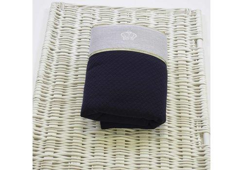 Royal Colletion Crown prince crib blanket