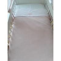Crib sheet and demolition