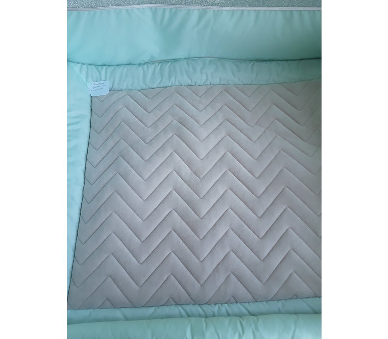Playpen rug glamor royal collection