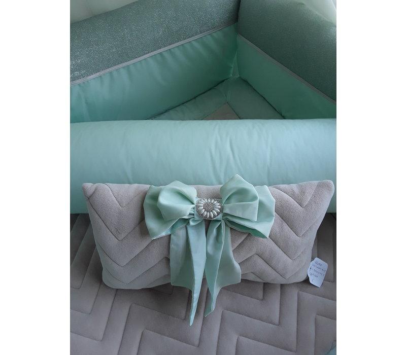 Throw pillow glamor collection