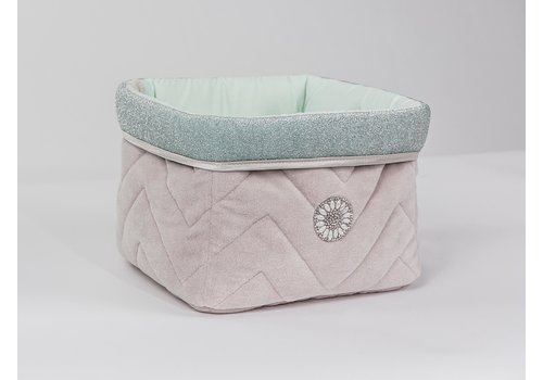 Royal Colletion Nursery basket royal collection glamor mint