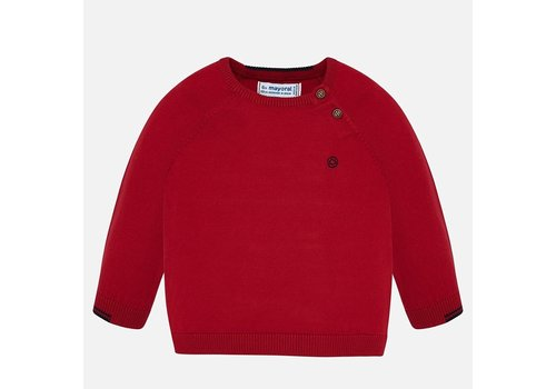 Mayoral Nice red pullover.