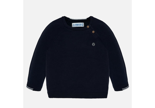 Mayoral Beautiful dark blue pullover.