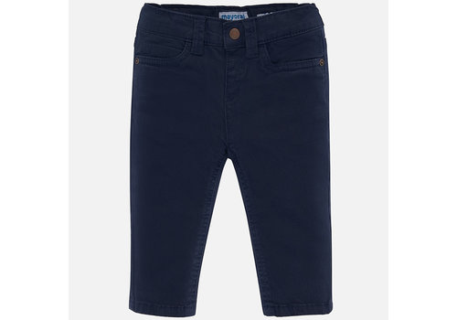 Mayoral Dark blue boys' pants.