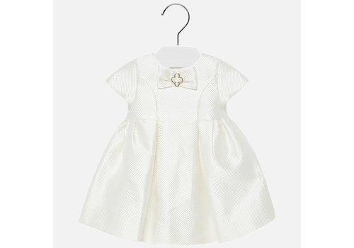 mayoral Schönes weißes Mädchenkleid