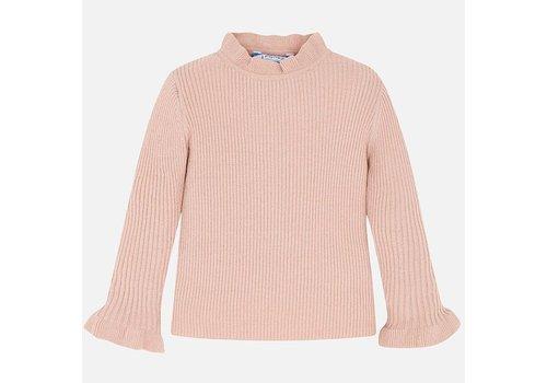 mayoral Light pink pullover