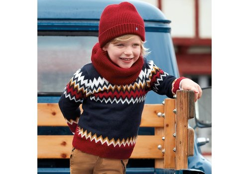 mayoral Knitted winter sweater
