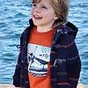 mayoral Die Strickjacke des schönen orange Jungen mit Anwendung des Flugzeuges