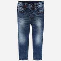 Basic Jeans, super slim