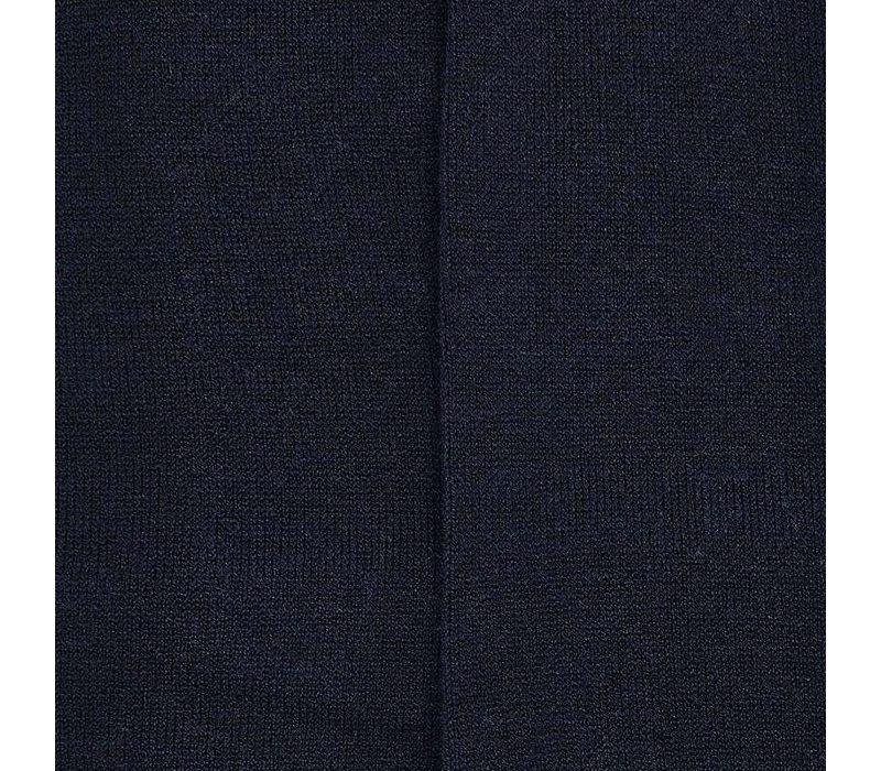 Dunkelblaue Strumpfhose
