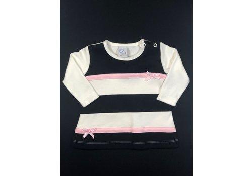 LPC Baby dress stripe