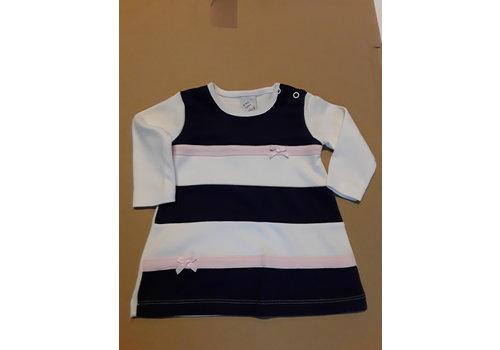 LPC Babykleid gestreift