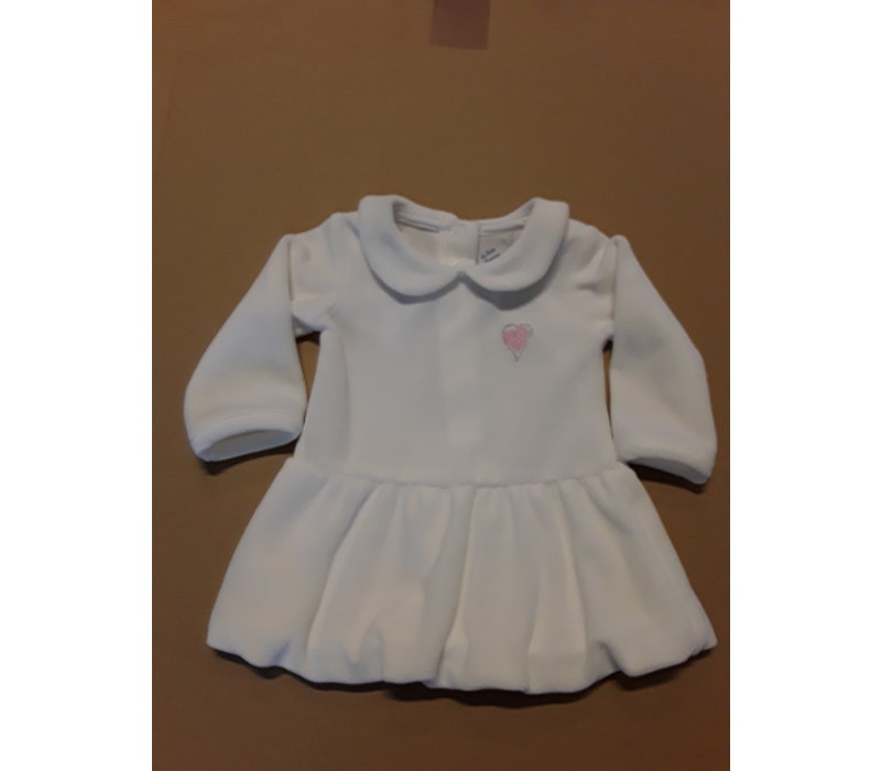 Off-white baby dress