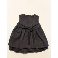 LPC antracite gray glitter dress