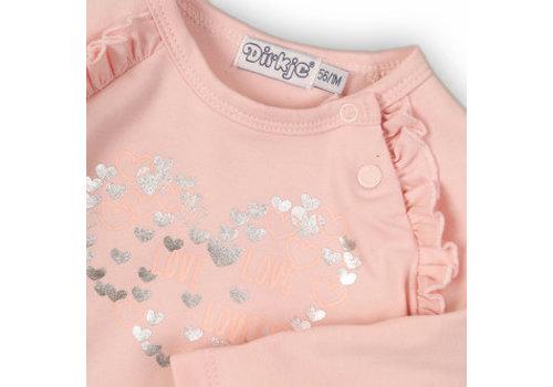 Dirkje Dirkje soft pink shirt