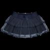 Dirkje Dirkje navy blue tulip skirt