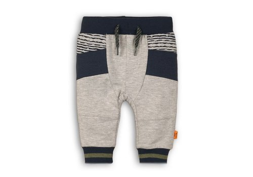 Dirkje Dirkje sweatpants gray-blue