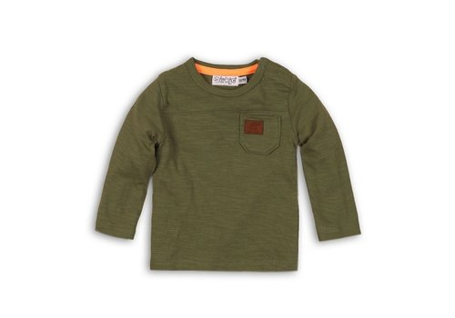 Dirkje Dirkje groen shirt