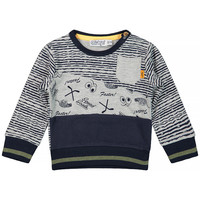 Dirkje sporty boys sweater gray-blue