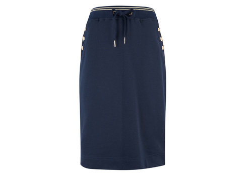 hv HV polo skirt Bibby navy blue