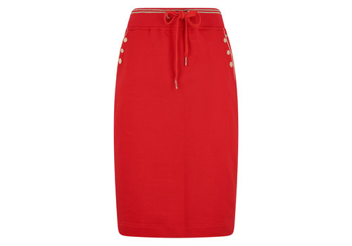 HV Polo HV polo skirt Bibby bright red