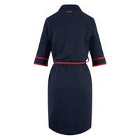 HV Polo jurk Diana marine blauw