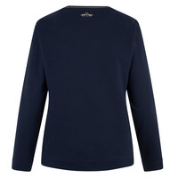 HV Polo sweater Toto marine blauw